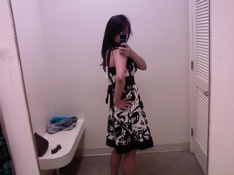 dress #2 side