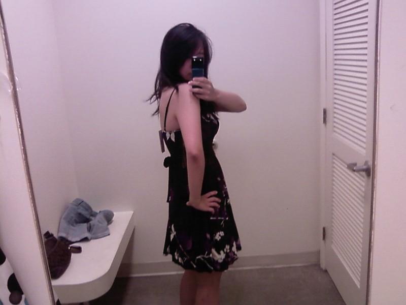 dress #4 side